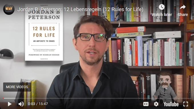 12 Lebensregeln Youtube